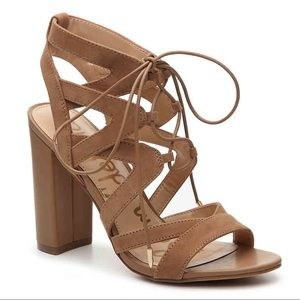 Sam Edelman Yardley Dress Sandal Heel